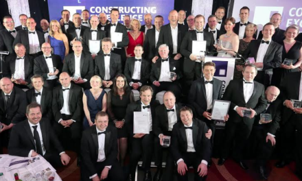 Winner of the 2015 North East Construction Awards Revealed