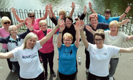 Weightwatchers Set to Make Light Work of Riverside Run