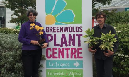 Seeds are Sown as New Plant Centre Takes Root