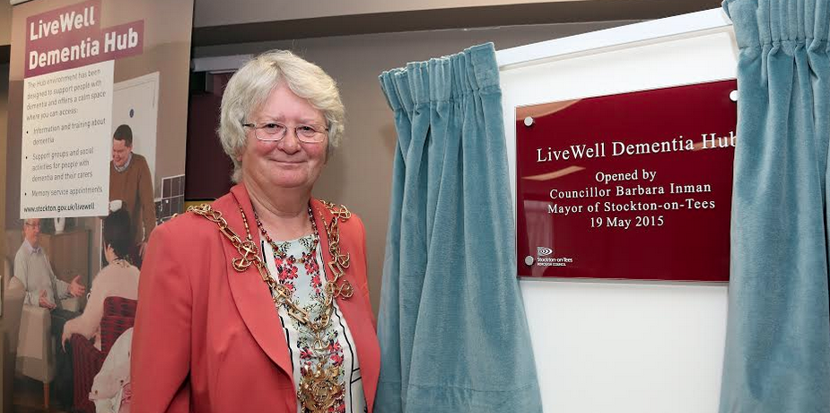 Thornaby Dementia Hub Formally Opens Its Doors