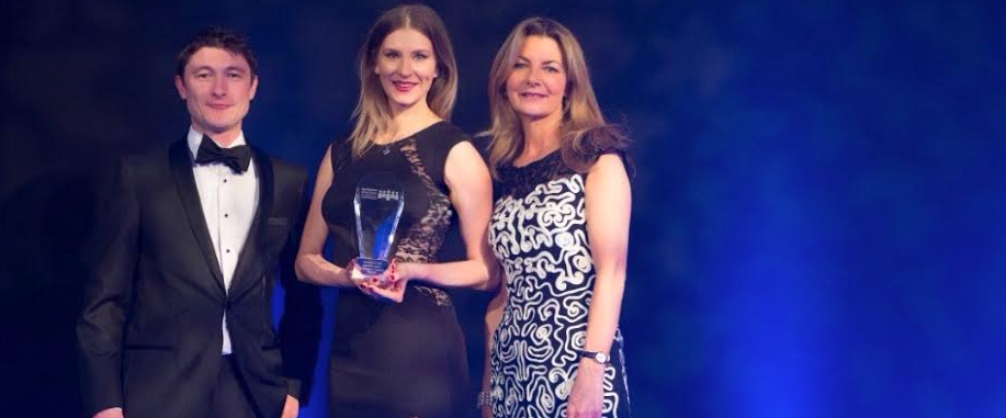 Newcastle Building Society Wins National Award for Commitment to its Community