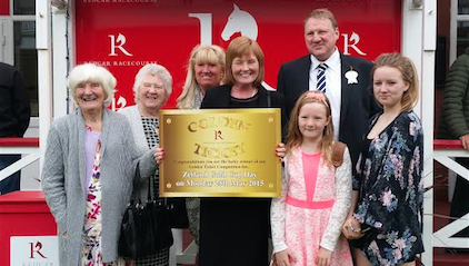 Just the Golden Ticket for 90th Birthday