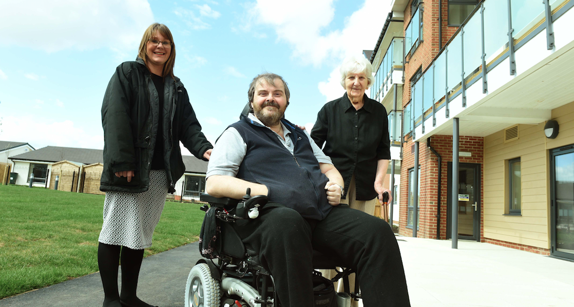 Middlesbrough Specialist Housing Development Welcomes First Residents