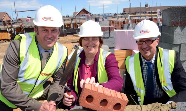 Work gets Underway on New Hartlepool Homes for Over 55s