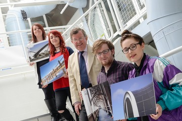 Engineers' Quayside Images Inspire Pride