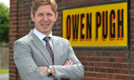 Owen Pugh Appoints Non-Executive Director