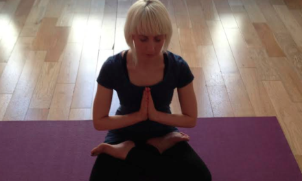 New Yoga Studio Raises Money for Nepal