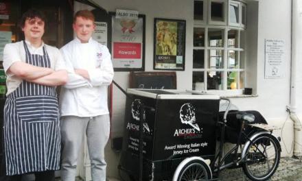 Apprentice Gets His Teeth into New Role at Stokesley Bistro