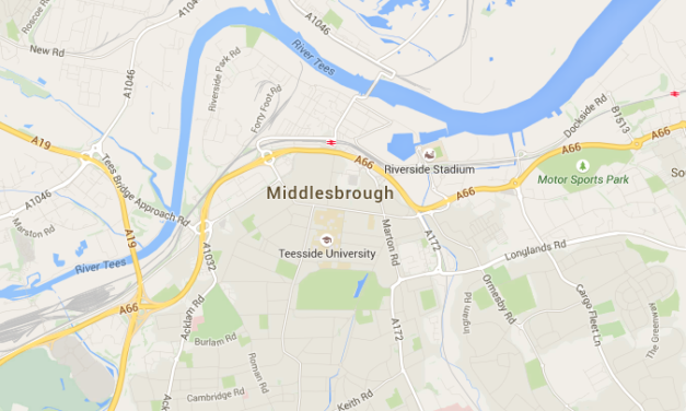 Public Views Sought to Improve Middlesbrough
