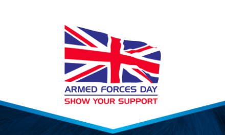 Celebrate Armed Forces Day in Centre Square
