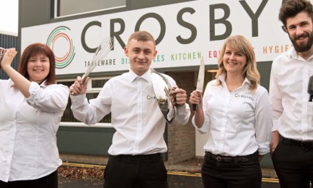 Apprentices Cook Up New Careers at Catering Firm