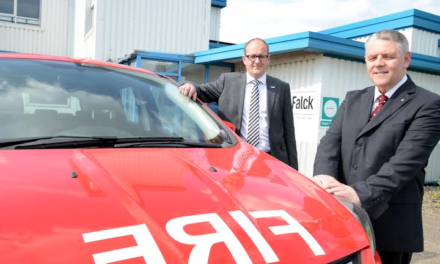 Powerdial Services Communications Solutions Help Falck Fire Services Take the Heat out of Teesside