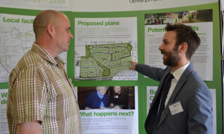 Strong Turnout for Exhibition of Proposed Hazlerigg Residential Development Plans
