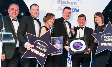 St James' Park Scores a Top Award