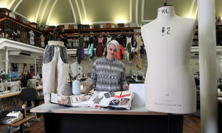 Fashion Students Collections Hit the Catwalk at College Degree Show