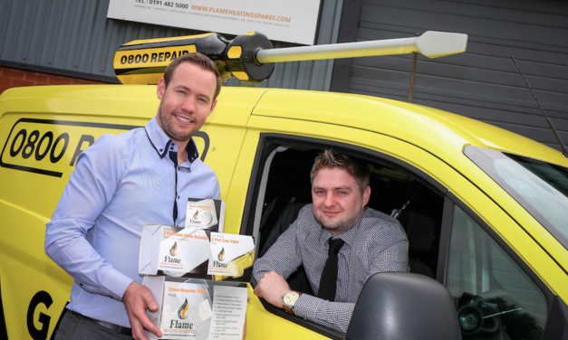 Spares Deal Brings North East Businesses Together