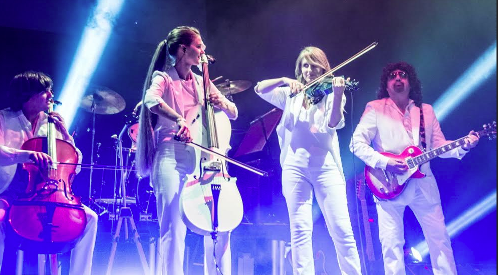 ELO Again bring a Night of ELO to the Town Hall