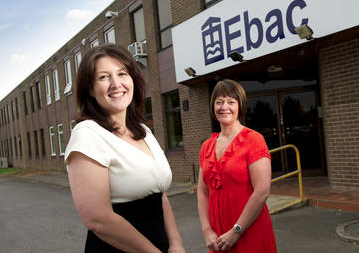 Dianne Sharp Joins Ebac