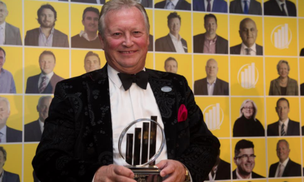 Social Enterprise Award for Gentoo's Peter Walls
