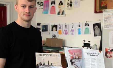 Talented Illustration Student has Designs on Success