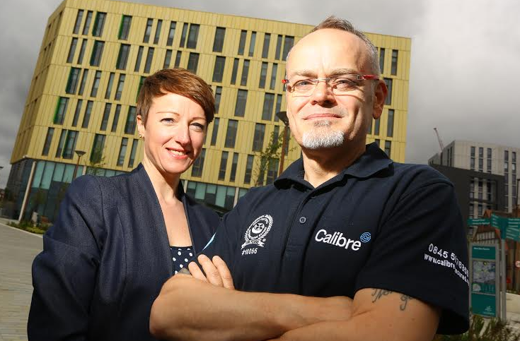 Ambitious Calibre Recruits New Engineers to Support Growth