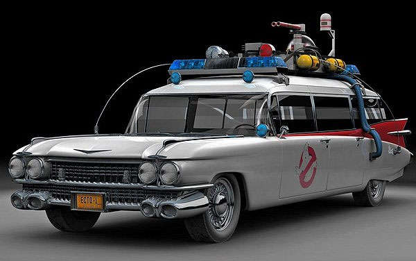 EXCLUSIVE: Ghostbusters Looking for a Car