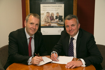 Darlington Building Society teams up with National Financial Planning Firm, Wren Sterling