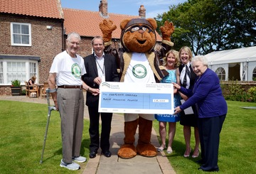 Coast & Country Donates more than £12,000 to Charities and Community Groups
