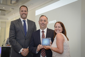 Vertu Motors Winners at Auto Trader Click Awards