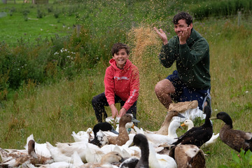 Thorpe Farm Centre Animal Sanctuary offers 'Keeper for a Day' for Youngsters