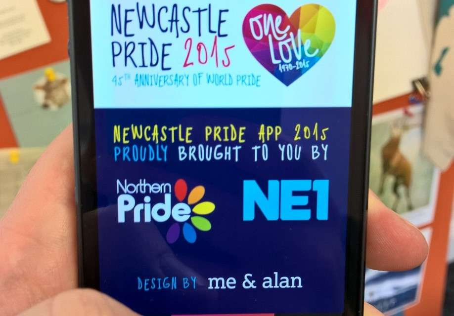 New App offers Pocket Guide to Newcastle Pride