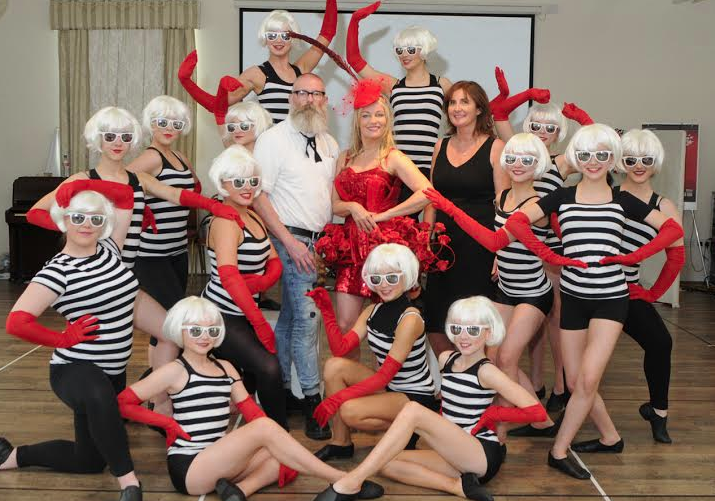 Dancers in Wonderland as they take Centre Stage