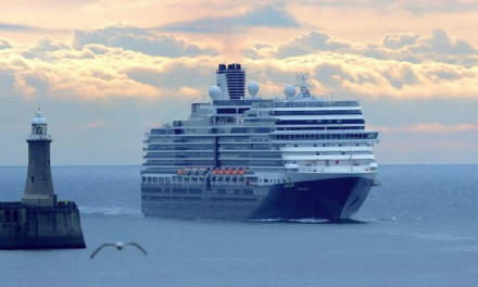 Eurodam Cruise Ship set to Arrive on Tyne