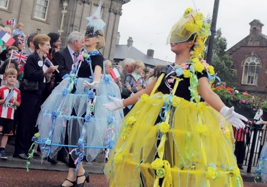 Colourful Characters take to the Streets