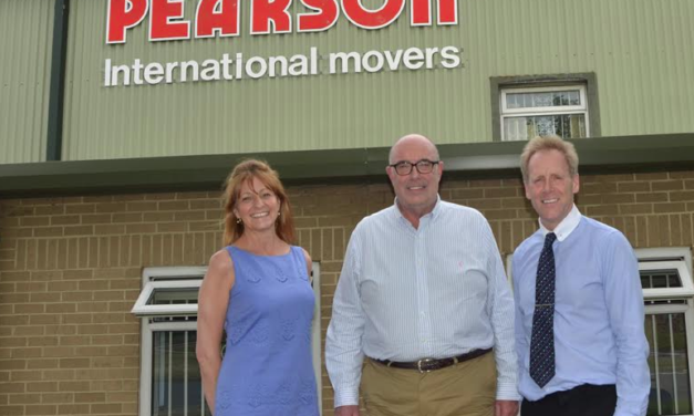Change of Ownership for Middlesbrough Logistics Company Pearson creates 10 Job Opportunities