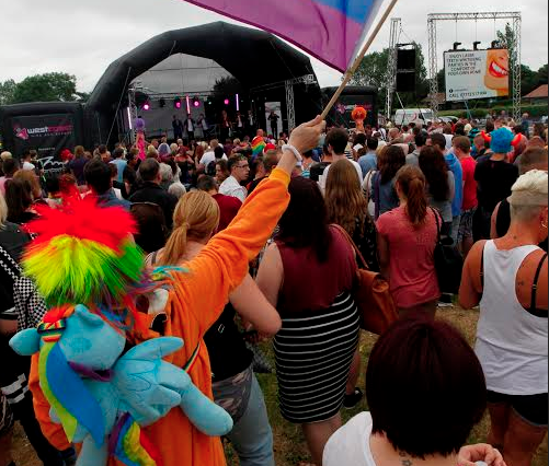 £8m Boost expected from Pride