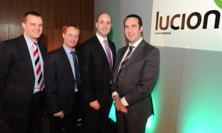 Lucion Restructures for Growth