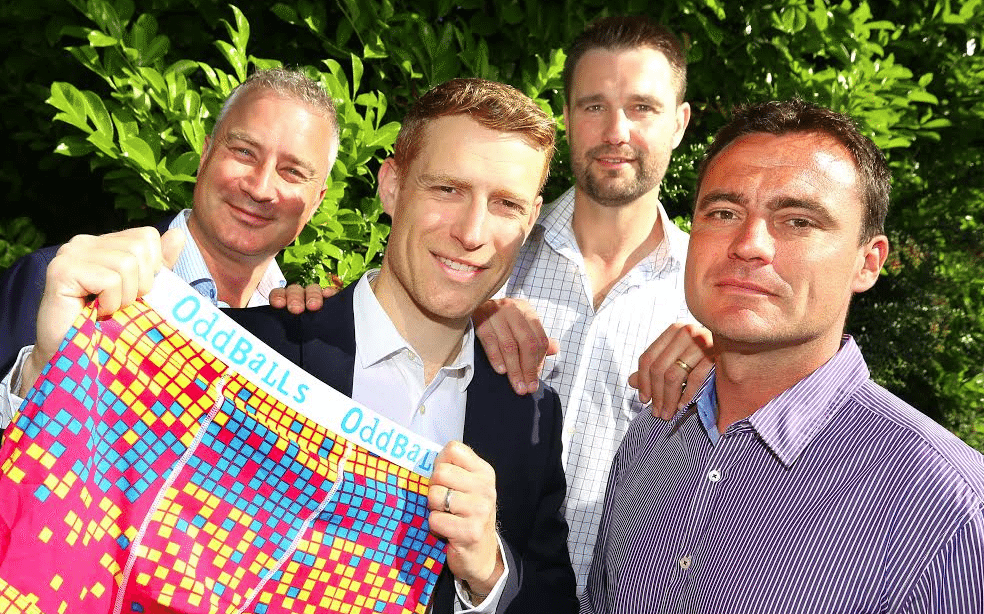 Growth Fund gets behind Oddballs' Expansion Plans