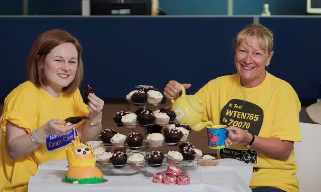 Sunderland Staff Raise their Teacups to Support Charity Appeal