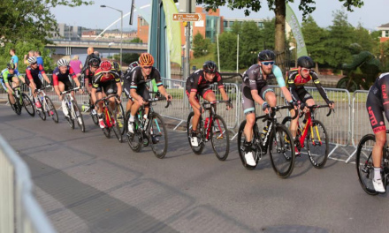 Cycling Festival a Thrilling Success in Stockton