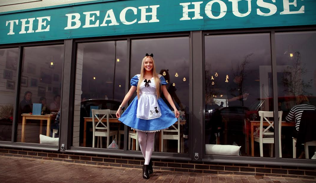 Alice in Party Land for Venue's First Birthday
