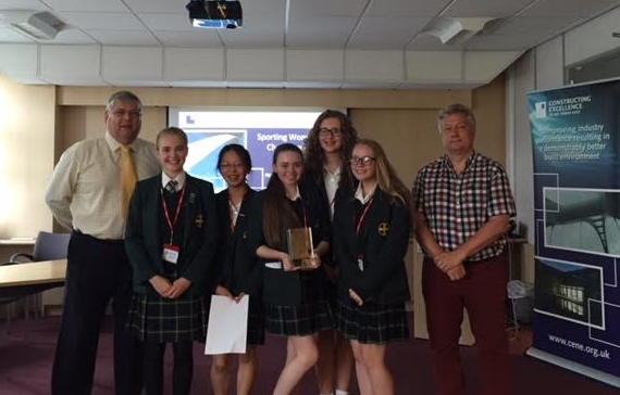 Students Excel in Construction Challenge