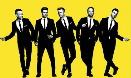 The Overtones' are coming back to the North East