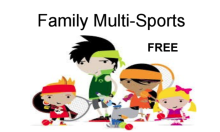 Free Sports for all the Family at Newport Hub