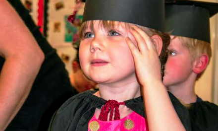 Hats off to the UK's Youngest Graduates