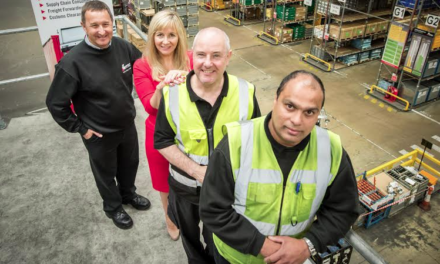 North East Business Champion National Success of Gateshead College