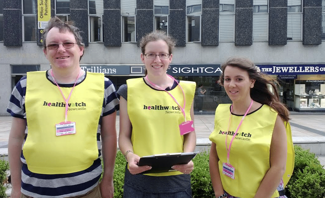Healthwatch gives waiting, room for Improvement