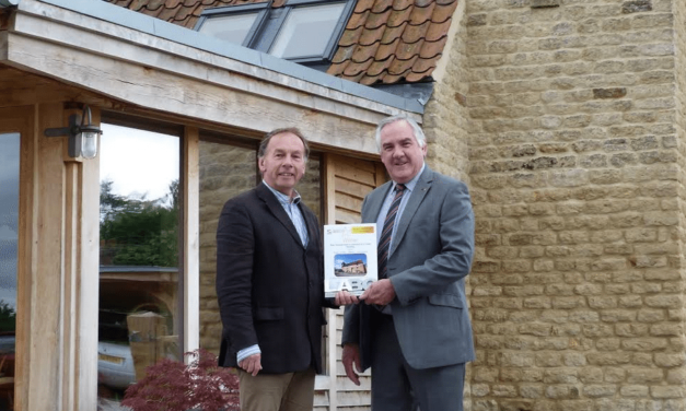 New Lease of Life for Listed Barn