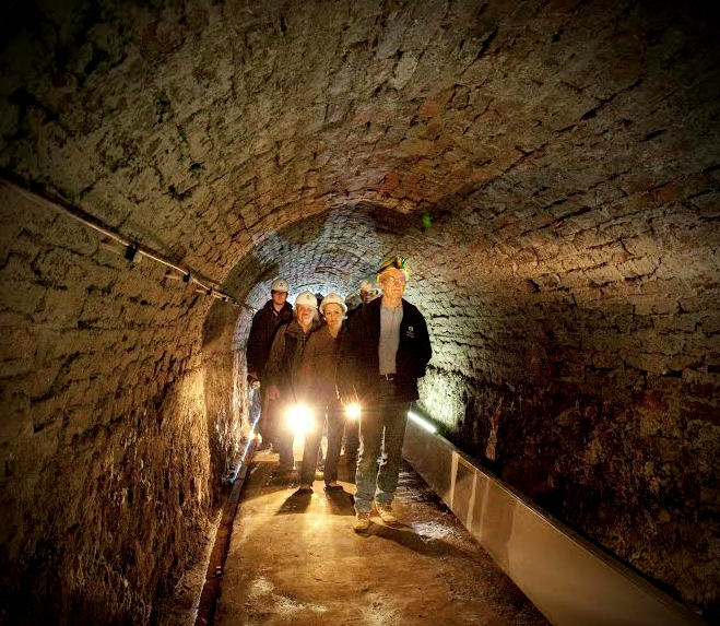 New Play takes North East Theatre-goers Underground