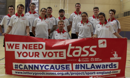 Athletes and Celebrities show Support for National Sport Body and Back #CannyCause Campaign